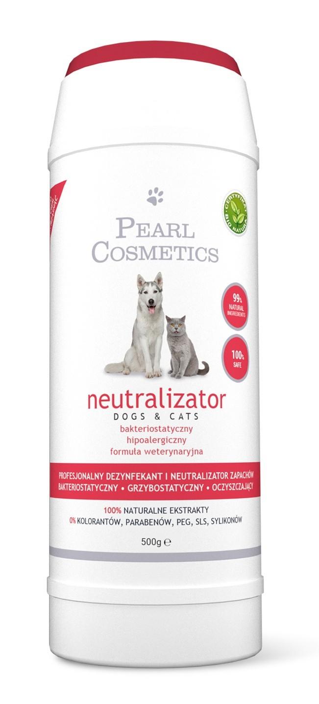 Neutralizator - profesjonalny dezynfekant, pochłaniacz i neutralizator zapachów